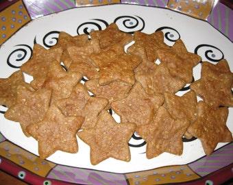 Precey's Turkey Dinner Dog Biscuits