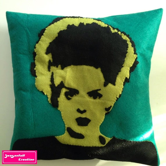 Cushion Bride of Frankenstein
