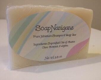 Pure Moisture Shampoo & Body Bar