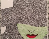 Wicked Song Lyric Drawings