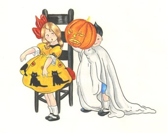 Victorian Halloween 1