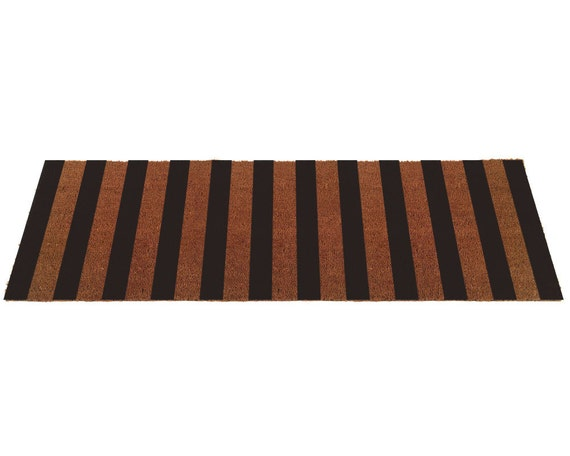 Extra Large Striped Doormat