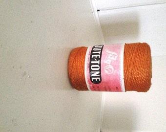 Vintage Jute - Jute-Tone - Pumpkin