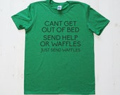 Cant Get out of Bed TShirt Tee T-Shirt Mens Womens Unisex Gift Funny Humour