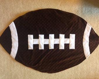 University of Oregon Ducks Football Baby Blanket - super soft