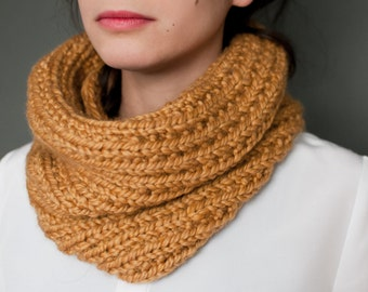 Goldenrod Yellow Cowl
