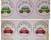 Mortgage, Car Insurance, House Note, Car Note, Credit Card planner stickers for Erin Condren Planners, other planners