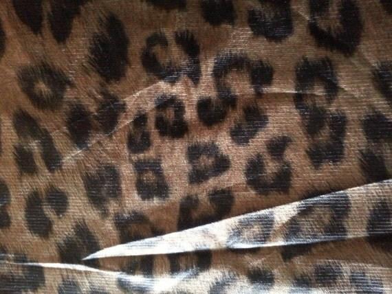 Sequin metallic chain look fabric glitter fabric by burlapusa - Fabric that looks like metal ...