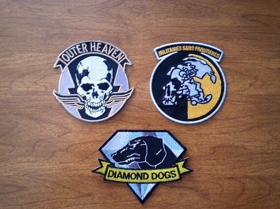 Diamond Dogs Outer Heaven