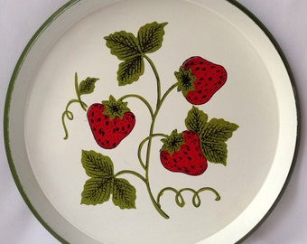 Strawberry Tray 13.5 inches