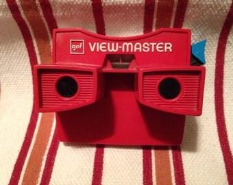 Vintage GAF Viewmaster