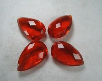 Loose Carnelian, 15*25mm Briolette Beads