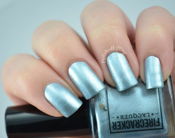 On Thin Ice - Full Size Hand Blended Nail Lacquer