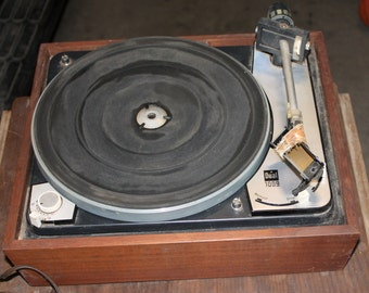 Dual 1009 Turntable Record Player. Made In Germany