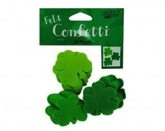 Case of Shamrocks! 35 Packs of 36 in each!!  St Patricks Day!