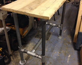 Scaffold table