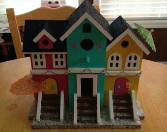 Custom Birdhouse