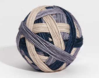 O Naturel - Self striping sock yarn