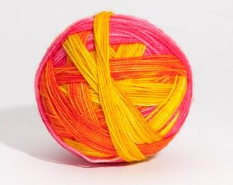 Sunset Blvd. - Self striping sock yarn