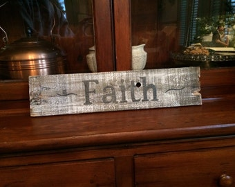 Hand painted distressed rustic sign **VARIETY of words**