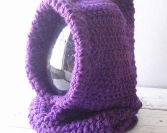 Cowl hoodie, cowl, crochet cowl, hooded cowl, cowl scarf,  cowl neck hoodie, knit cowl, cowl hood, hoodie, crochet hooded cowl,