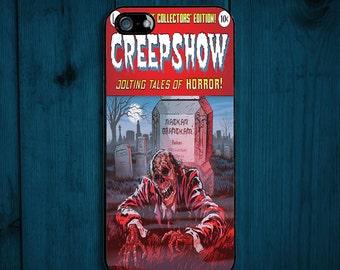 Vintage Horror Comic - Creepshow -   iPhone & Samsung Protective Phone Case