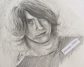 Portrait Sketch (CUSTOM MADE)