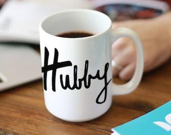 Hubby Ceramic Mug