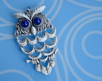 Big Owl Charm