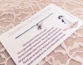 Set of 5 Princess Jasmine Bracelets - Princess Jasmine Party Favors - Aladdin Jewelry - Aladin Party - Party Favor - Jasmine Wish Bracelets