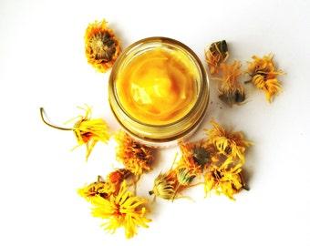 Calendula Salve, Skin Infections Salve, Organic Salve, Skin Care Salve, Salve for Rashes, Herbal Salve, Organic Skin Care, Skin Infections