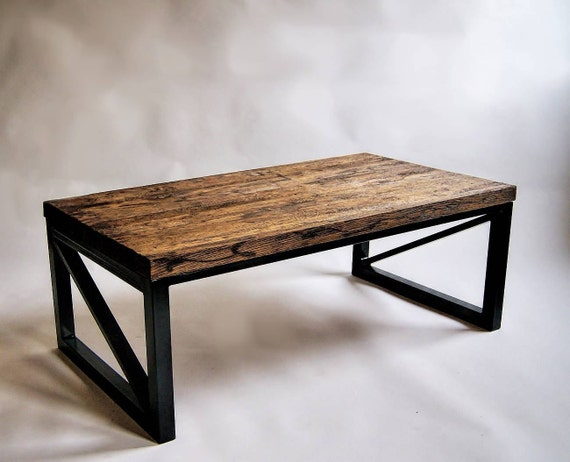 Items Similar To Vintage Coffee Table RUSTIC On Etsy