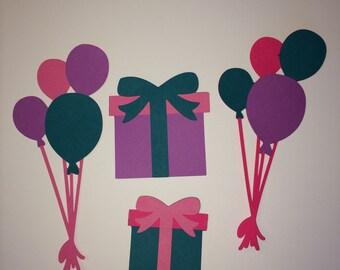 Girl Birthday Set
