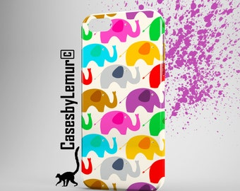 ELEPHANT Print Iphone Case Elephant Iphone Case Elephant Iphone 6 Case Elephant Iphone 5 Case Elephant Art Iphone 5C Case Gift For Her 5S