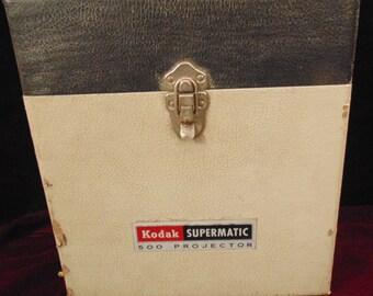 Kodak Supermatic 500 Projector