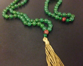 Mala, Tibetan Buddhist Blessed & Empowered