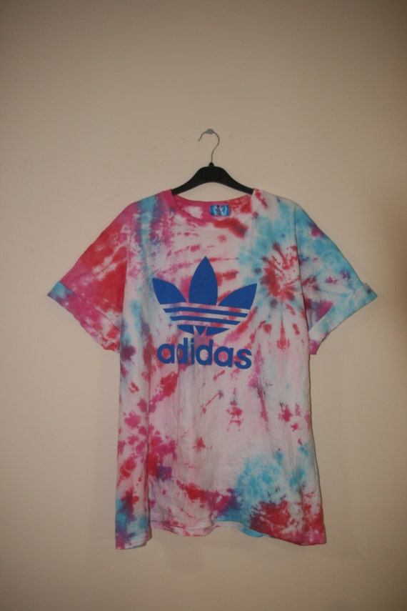 unisex vans tie dye t shirt size by pourquoipasclothing