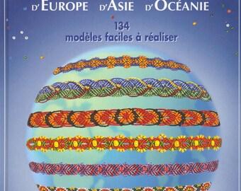Macrame Bracelets, ebook Pattern, Instant Download, PDF (RM005)