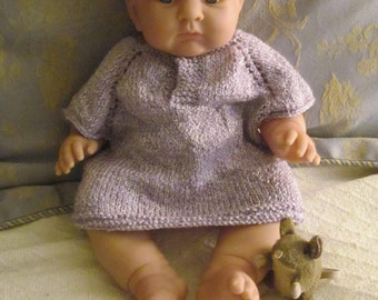 baby sweater pull over - liliac