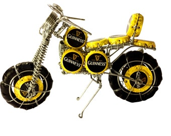 Guinness Top Motorcycle