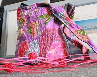 Handmade Cross Shoulder Bag