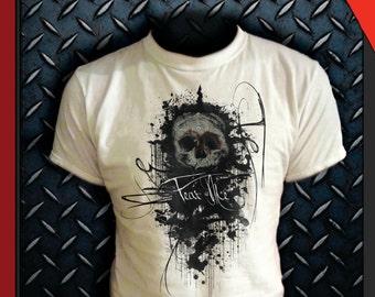 Fear Me Skull T-Shirt
