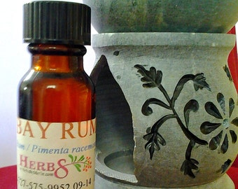Bay Rum Essential Oil
