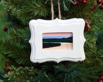 Ornament ~Beach, Christmas Ornament, Teacher Gifts, Nautical Ornament, New England, Christmas Gifts, Gifts for Men,Secret Santa
