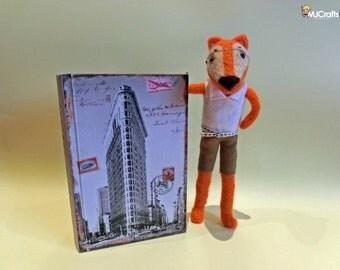 Mauricio, the urban fox