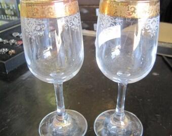 Popular items for stem of wine glass on etsy - Thick stemmed wine glasses ...