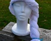 PATTERN: Ice Queen Hat