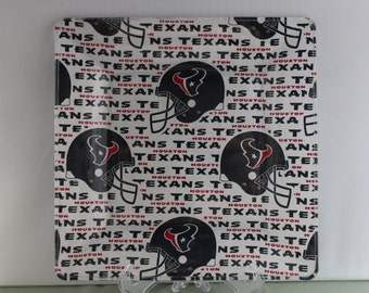 Houston Texans Decorative Plate