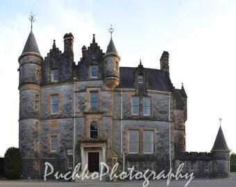 Blarney House in County Cork Ireland