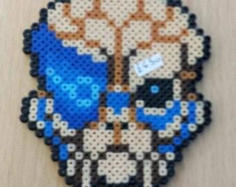 Mass Effect; Garrus Perler